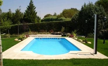 Construcci n piscina for Piscina cuadros leon